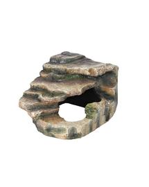 TRIXIE Sarok szikla barlanggal és emelvénnyel 26 x 20 x 26 cm