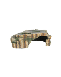 TRIXIE Barlang terráriumba hüllőknek 30 x 10 x 25 cm
