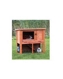 TRIXIE 'Natura' rabbit hutch w enclosure 104 x 97 x 52 cm