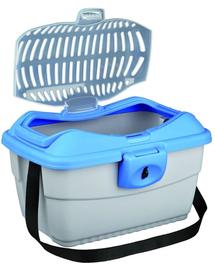 TRIXIE Bo X mini-capri 40 x 22 x 30 cm kék-ezüst