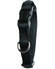 ZOLUX Cushion Szalagos nyakörv 25 mm - fekete