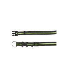 TRIXIE Nyakörv L - XL  40–65 cm - 25 mm fekete - zöld