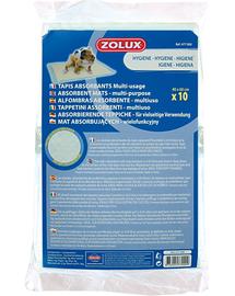 ZOLUX 10 abszorbeáló szőnyeg 40 x 60cm