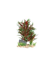 TRIXIE Plastic plant in gravel bed 28 cm