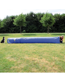 TRIXIE Alagút 60cm-5m kék