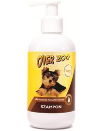 OVER ZOO Sampon yorkshire terrier fajtájú kölyökkutyáknak 250 ml
