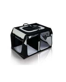 TRIXIE Szállító box vario dupla  91 x 60 x 61-57 cm