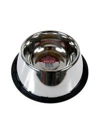 ZOLUX Tál inox gumin spánielnek 25 cm, 0.98 l
