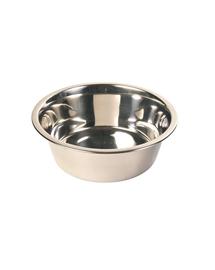 TRIXIE Rozsdamentes tál kutyáknak 075 l - 15 cm