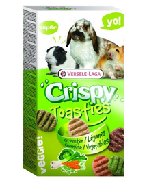 VERSELE-LAGA Prestige 150 g crispy toasties vegetable