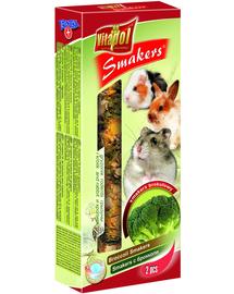 VITAPOL Smakers rágcsálóknak brokkoli 2 db