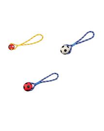 TRIXIE Játék labda  kötélen  8-35 cm
