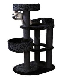 """TRIXIE Kaparó macskáknak """"Filippo"""", 114 cm, szürke-fekete"""