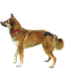 TRIXIE Kutya tüzelőbugyi méret XL 60–70 cm fekete