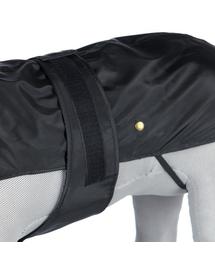 TRIXIE Kabát  Paris  fekete  S 40 cm