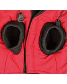 TRIXIE Palermo winter coat x s 27 cm red