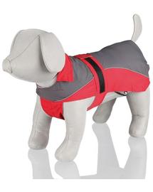 TRIXIE Lorient' rain coat x s 30 cm red-grey