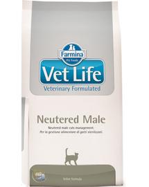 FARMINA Vet life neutered male cat 2 kg