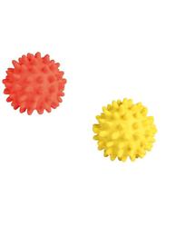 TRIXIE Labda tüskékkel és hanggal 6 cm