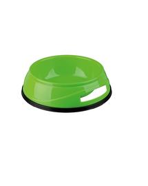 TRIXIE Nehéz műanyag tál gumi talpon  075 l -16 cm