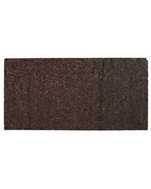 TRIXIE Parafa fal, préselt, fekete 100 x 50 x 2 cm
