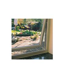 TRIXIE Védőrács ablakhoz fehér négyszögletes