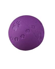 TRIXIE Gumi labda mancsokkal 6 cm