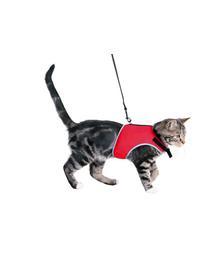 TRIXIE Hám  pórázzal  X-Cat macskáknak