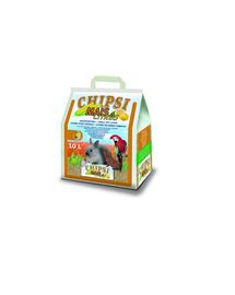 JRS Chipsi mais citrus 10l-46 kg -kukorica csutka alom rágcsálóknak