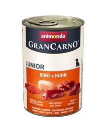 ANIMONDA Grancarno junior marhahús csirke 400g