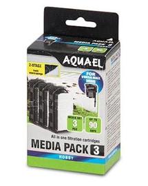 AQUAEL Betét Fzn Mini Standard Media