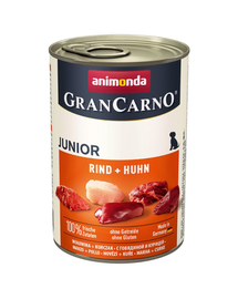ANIMONDA Grancarno Konzerv 800 g junior, csirke + nyúl