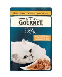 GOURMET Perle csirke 85 g