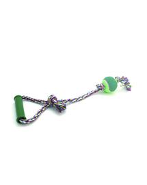 COMFY Játék zibi kötél labda fogóval 60
