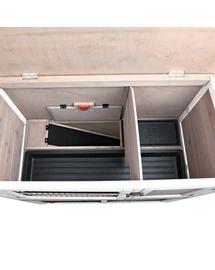 TRIXIE Külső ketrec rágcsálóknak, 104 × 97 × 52 cm, szürke