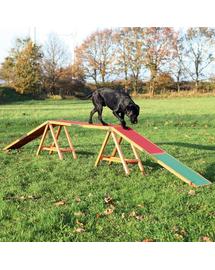 TRIXIE Gyaloghíd kutyáknak 'Dog Activity Agility