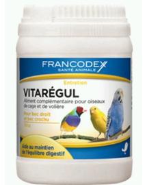 FRANCODEX Vitaregul szabályozza a madarak bélműködését 150 g