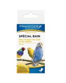 FRANCODEX Készítmény madaraknak tiszta tollazat 24 ml