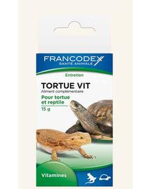 FRANCODEX Vitaminok teknősnek és hüllőknek 15 g