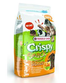 VERSELE-LAGA Crispy Snack Fibres 650 g  Kiegészítő keverék magas rost tartalommal