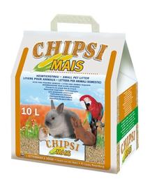 JRS Chipsi mais 10l-45kg - kukoriasutka alom, rágcsálóknak