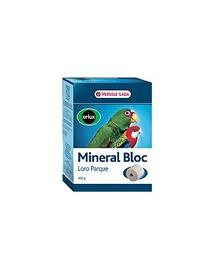 VERSELE-LAGA Mineral Bloc Loro Parque 250 g - Ásványi kocka nagy és közepes papagájoknak