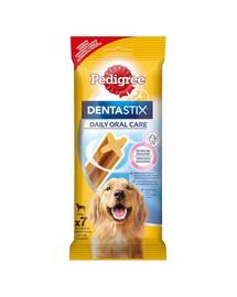 PEDIGREE Dentastix nagy termetű kutyáknak 16 x 270g