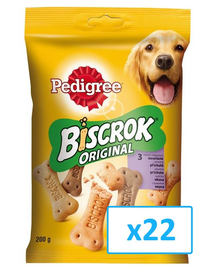 PEDIGREE Multi biscrok 200 g x22