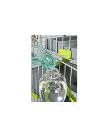 ZOLUX Fölülről tölthető itató rágcsálóknak  500 ml akvamarin
