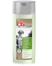 8IN1 Shampoo tea tree 250 ml