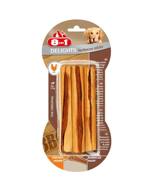 8IN1 Jutalomfalat Delights Barbecue Sticks