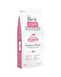 BRIT Care Grain-Free Puppy Salmon & Potato 1 kg