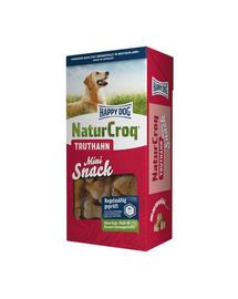 HAPPY DOG NaturSnack Mini Truthahn 350 g