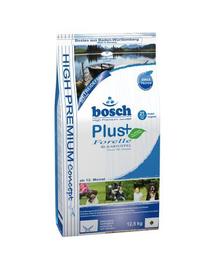 BOSCH Plus pisztráng - krumpli 2,5 kg